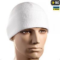 M-TAC ШАПКА WATCH CAP ФЛИС with Slimtex (260Г/М2) WHITE