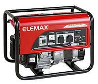 Бензиновый генератор Elemax SH-6500 EX, 5.8 кВA, дв.Honda GX 340, ручной пуск