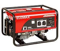 Бензиновый генератор Elemax SH-5300 EX, 4.7 кВA, дв.Honda GX 270, ручной пуск