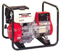 Бензиновый генератор Elemax SH-5000, 4.5 кВA, дв.Honda GX 270, ручной пуск