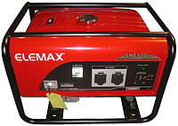 Бензиновый генератор Elemax SH-6500EX-S, 5.8 кВA, дв.Honda GX340, электростарт