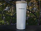 Термокружка с поилкой - Starbucks (термокружка Старбакс) 500 мл., фото 4