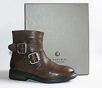 Ботинки Jana Be Natural Германия. Натуральная кожа. Еврозима. 37-41