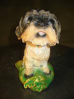 Собачка Шпиц статуэтка, сувнир