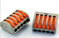 Клемма соединительная на 3 провода WG-3, фото 1