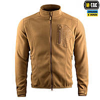 M-TAC КОФТА STEALTH MICROFLEECE GEN.2 COYOTE BROWN, фото 1