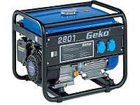 Бензиновый генератор Geko 2801 E-A/MHBA, 2,8 кВА, дв. Mitsubishi GT600, ручной пуск