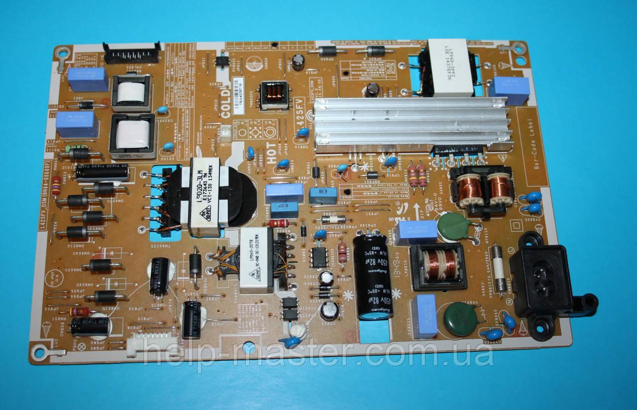 Блок питания для LCD телевизоров Samsung UE39F5020AK