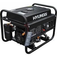 Бензиновый генератор (электростанция) Hyundai HHY 3000F, 3.0 кВA, дв. Hyundai IC210, ручной запуск