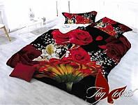 Комплект постельного белья ТМ TAG двухспальный, постельное белье двухспальное MS-CY17046