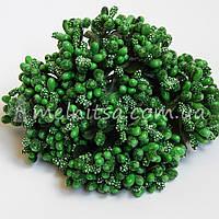 Добавка сложные тычинки, зеленый