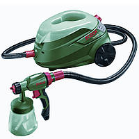 Краскопульт Bosch PFS 105 E, 350 Вт, 0.15 л/мин, 0.8 л, 5,5 кг