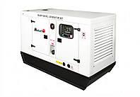 Дизельный генератор (электростанция) Matari MD16, 17,5 кВт/21,5 кВА, трехфазный, дв.Mitsubishi, автоматика