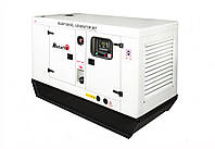 Дизельный генератор (электростанция) Matari MD20, 23 кВт/28 кВА, трехфазный, дв.Mitsubishi, автоматика
