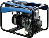 Дизельный генератор (электростанция) SDMO Diesel 6000 E XLC, 6,5 кВA/5,2 кВт, дв. Kohler KD 440, электростартер