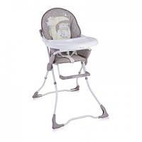Детский стульчик для кормления Bertoni CANDY(beige buxo)