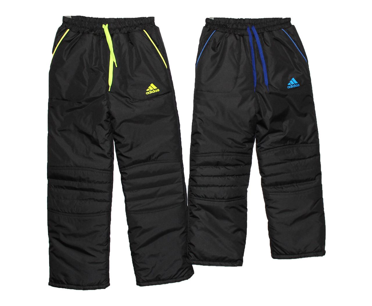 Штани дитячі підліткові для хлопчика Adidas QB 303