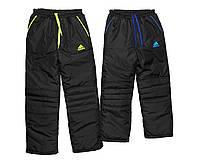 Штани дитячі підліткові для хлопчика Adidas QB 303, фото 1