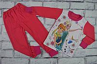 Детская пижама Холодное сердце, интерлок