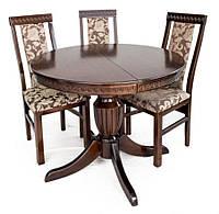 Комплект стол и стулья Вена