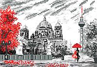 Схема для вишивки Старовинне місто (серія робіт)
