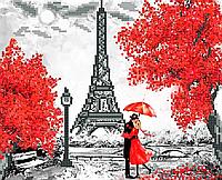 Схема для вишивки Чарівний Париж (серія робіт)