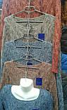 Женские вязанные кофты с красивым узором, фото 6