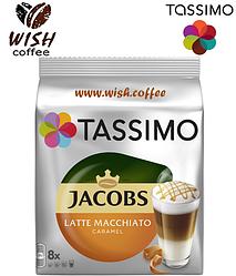 Кофе в капсулах Тассимо Латте Карамель - Tassimo Latte Caramel (8 порций)