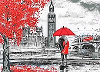 Схема для вышивки Лондон (серия работ)