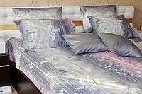 Постельное белье, бязь, двуспальный