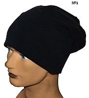 Шапка женская из ангоры стильная Николас бордовая, салатовая, синяя, черная