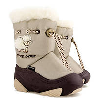 Зимняя обувь Demar little lamb ,последний размер 26/27 (17 см )
