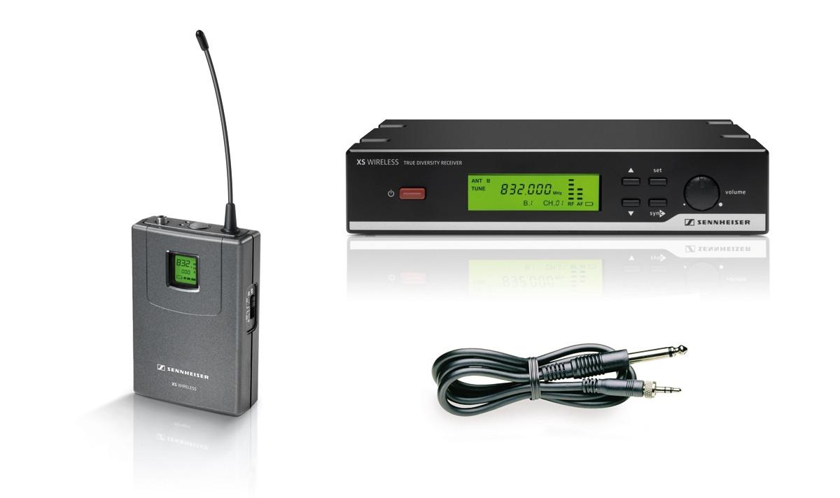 Радиосистема для гитары Sennheiser XSW 72