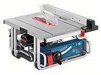 Настольная циркулярная пила Bosch GTS 10 J, 1800 Вт, 3650 об/мин, диск 254х30 мм, 642x572 мм