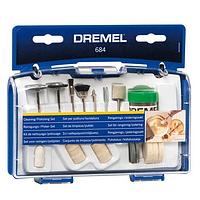 Набор насадок для чистки и полировки Dremel 684, 20 шт, 26150684JA