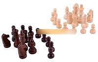 Шахматные фигуры деревянные №4405 SO
