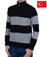 Модный теплый свитер на подростка.
