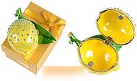 Шкатулка ювелирная Лимон №2813 SO