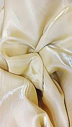 Портьерная ткань Монорей беж.