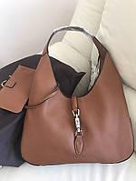 Елегантня женская сумка Gucci Jackie Soft Leather hobo