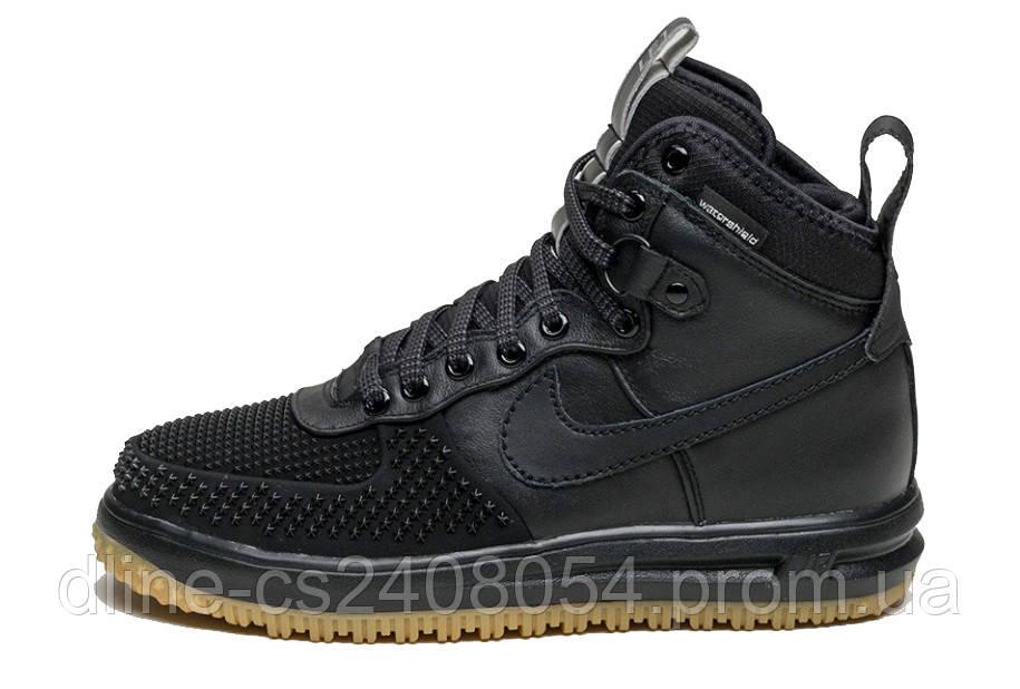 Nike Lunar Force Duckboot Black