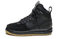 Nike Lunar Force Duckboot Black, фото 1