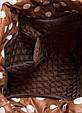 """Дутая сумка POOLPARTY с принтом """"горох"""", фото 6"""