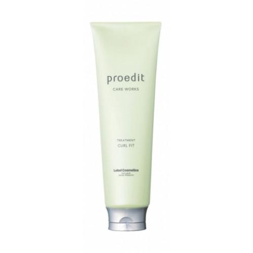 Lebel Proedit Curl Fit Маска для тонких вьющихся волос Лебел, 250 мл