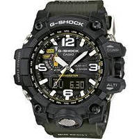 Оригинальные Мужские Часы CASIO G-SHOCK GWG-1000-1A3ER