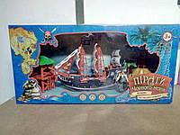 """Игровой набор """"Пираты черного моря"""" (23х47х13см)"""