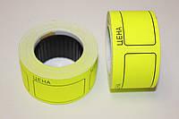 Ценник F2 на товар 50*35mm в рамке