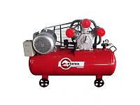 Трехфазный компрессор Intertool PT-0050, 11 кВт, 1600 л/мин, 8 атм, ресивер-300 л, 300 кг