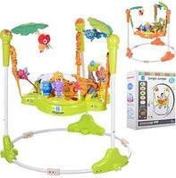 Детские прыгунки музыкальные 63568, фото 1