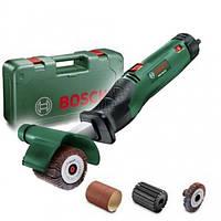 Валиковая шлифовальная машина Bosch PRR 250 ES, 250 Вт, 1600-3000 об/мин, ширина валика-5-60 мм, 1,4 кг